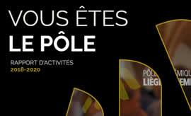 Rapport d'activités 2018-2020 du Pôle Académique Liège-Luxembourg